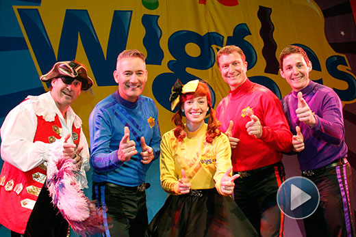 The Wiggles Apples And Bananas Tour