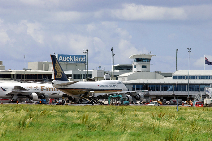 Shooting of dog at Auckland Airport
