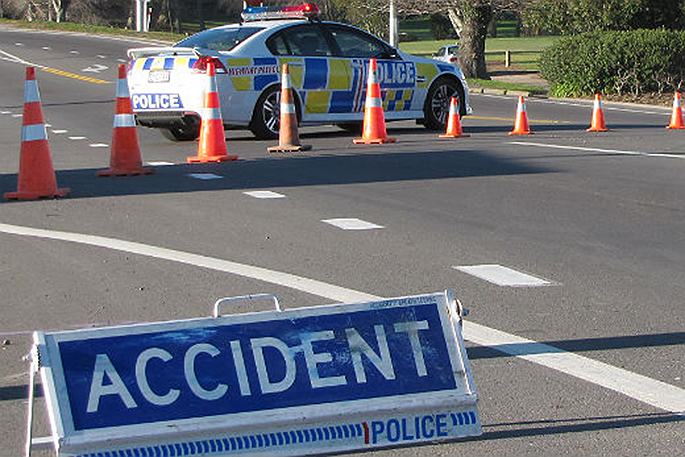 Car Accident Canterbury Road Today