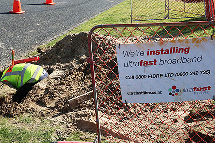 With The Rollout Of Ultra Fast Broadband In Tauranga Complete More Homes And