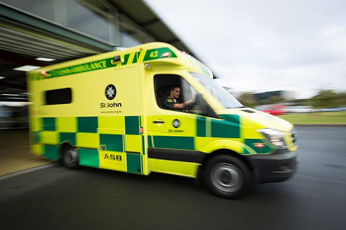 New Zealand ensures ambulance double-crewed