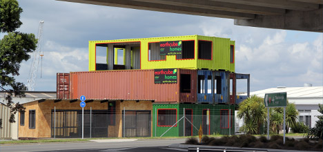 SunLive Help For Container Home Builder The Bay 39 S News First