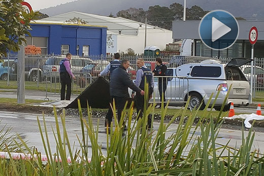 Nz Shooting Footage News: Video Footage Of Police Shooting