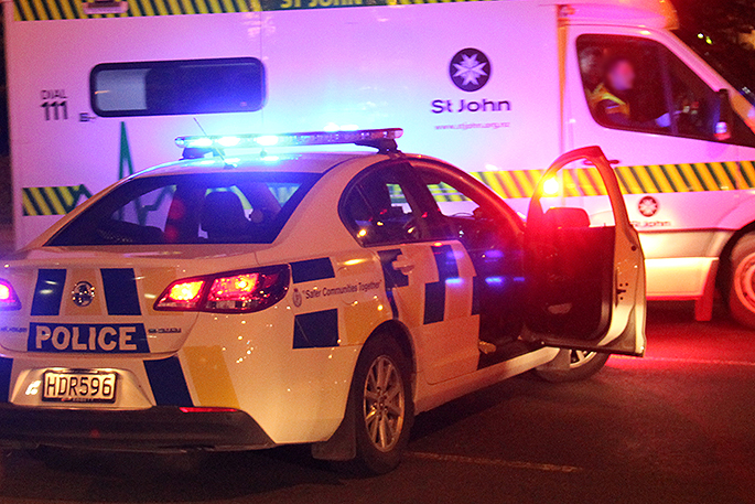 Passenger dies after driver tries to flee police in Waikato