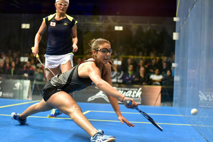 Squash: Double delight for Egypt in junior finals