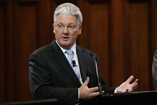 Peter Dunne pulls out of NZ election