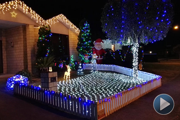 Newsie The Best Decorated Houses Revealed The Nation S Local News