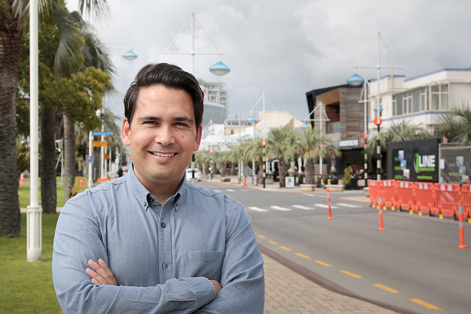 Simon Bridges: I have strong support for National leadership