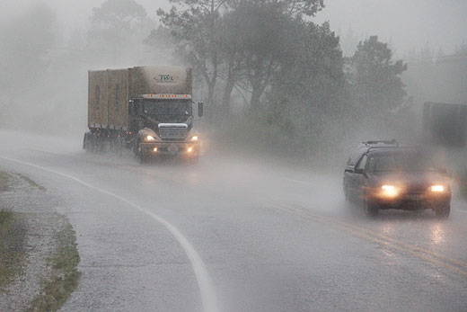 Otago on heavy rain watch from ex-tropical cyclone
