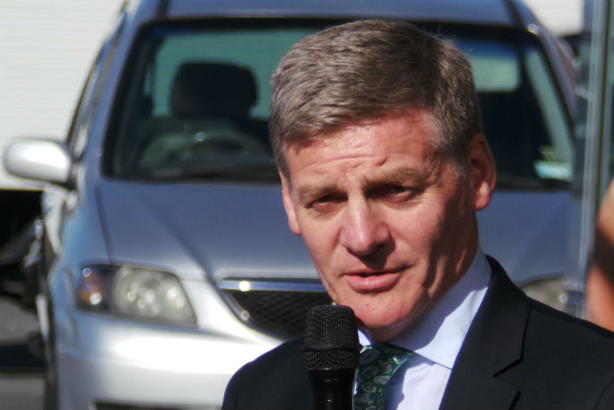 National Party Leader Bill English resigns