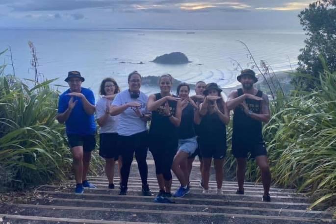 Dusk till dawn fundraiser walk for cancer teen