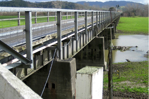 SunLive - Pekatahi Bridge repairs tomorrow - The Bay's News First
