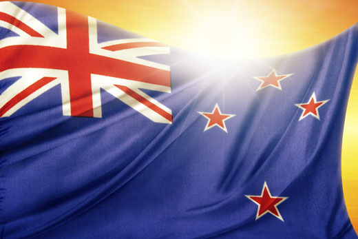 SunLive - NZ flag debate opens up - The Bay's News First