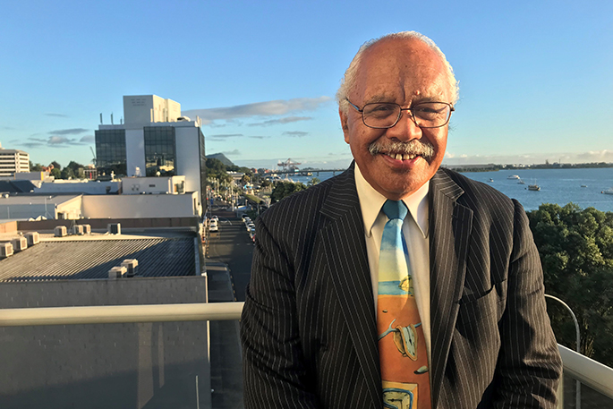 SunLive - Buddy Mikaere standing for council - The Bay's News First