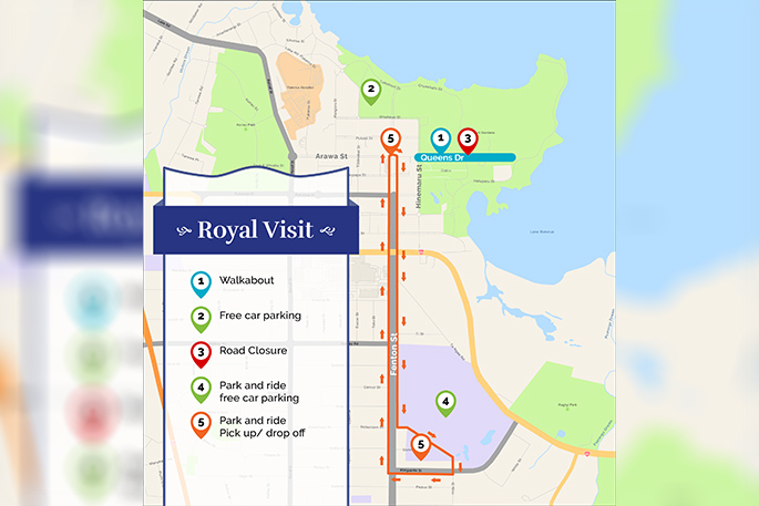 Sunlive Royals To Visit Rotorua Tomorrow During Royal Tour The Bay S News First