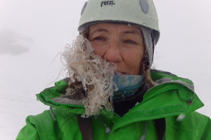 Woman reveals how she survived avalanche that killed two friends