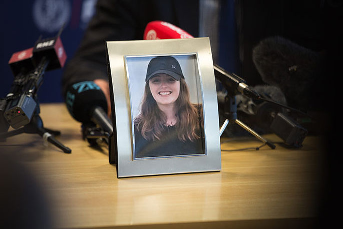 NZ vigils for slain United Kingdom woman Grace Millane