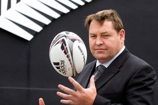 All Blacks coach Steve Hansen to announce future