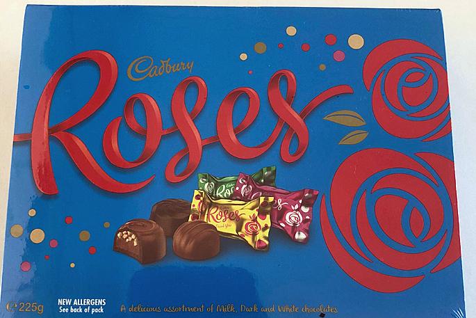 customers upset over cadburys new roses