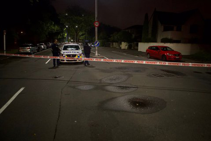 Shooting In Christchurch Picture: Enquiries Continue Following Christchurch