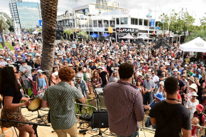 Jazz to hit Tauranga streets this April - The Bay's News First