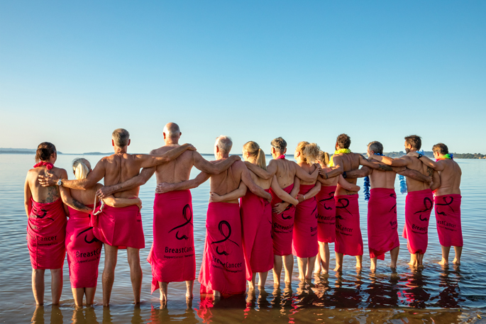 Baring all for the Tauranga Breast Cancer service - The Bay's News First