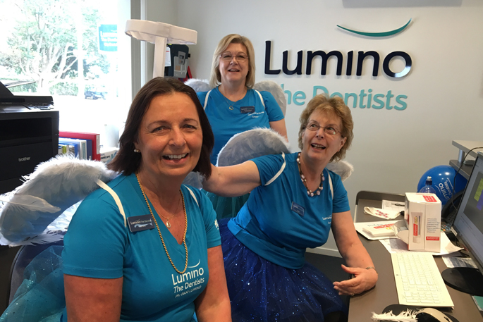 SunLive - Lumino Day bringing free smiles - The Bay's News First