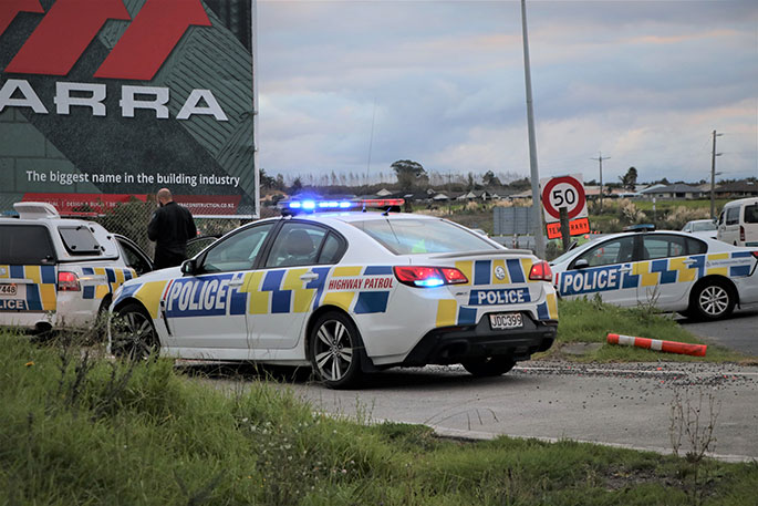 SunLive - Woman arrested after Tauranga chase - The Bay's