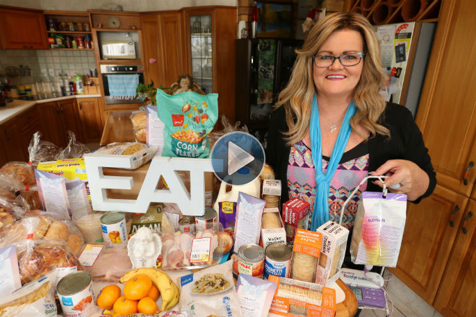 SunLive - Food from the Tauranga woman who can't eat - The Bay's News First