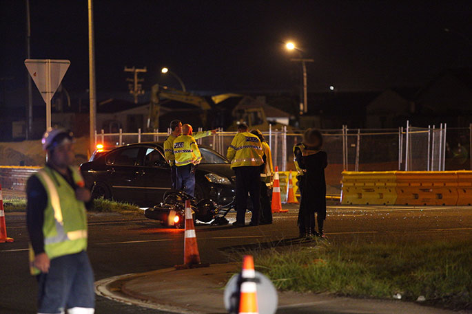 SunLive - One seriously injured in Tauranga motobike crash - The Bay's News First