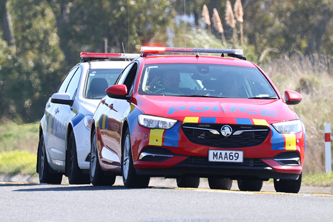 SunLive - One taken to hospital after motorbike crash - The Bay's News First
