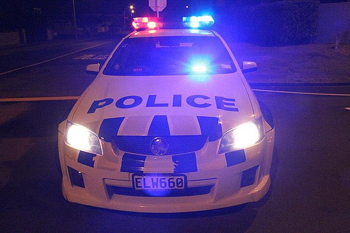 Burglary at Tauranga pharmacy