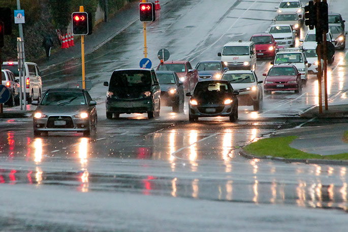 Heavy rainfall prompts council warning
