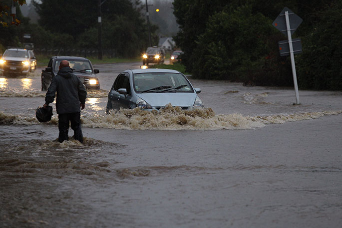 Reports highlight flood risk under climate change