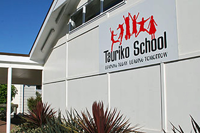 Learning all about maths at Tauriko School