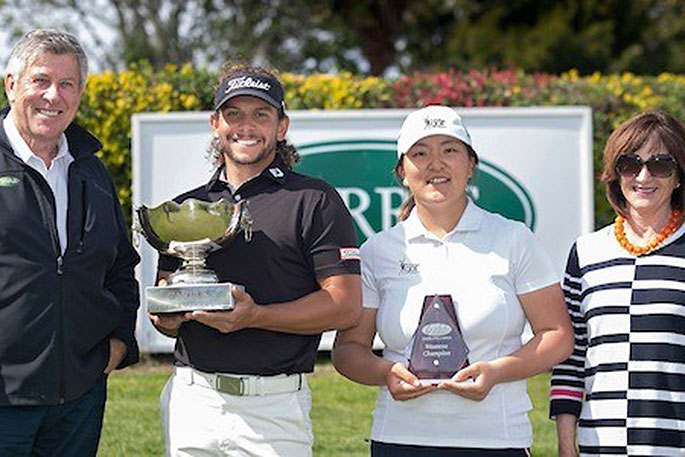 Toomey goes back-to-back to win the Carrus Open