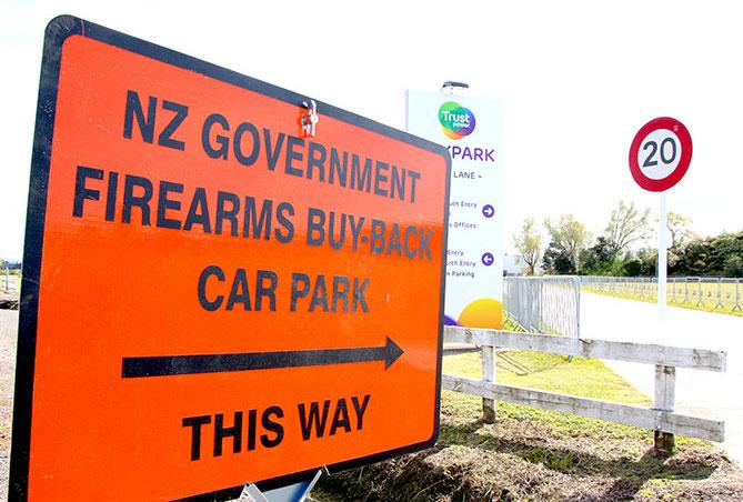 Gun buy-back deals ends in December