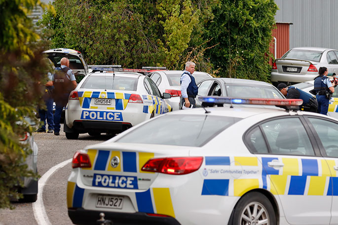 Two arrested in relation to WBOP shootings