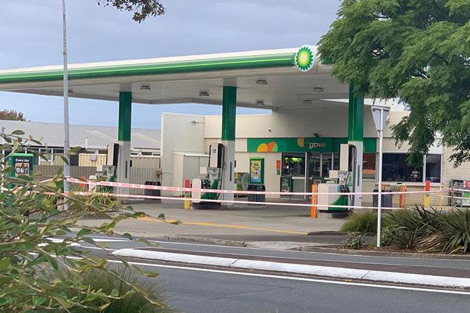 Cash stolen in BOP armed robbery