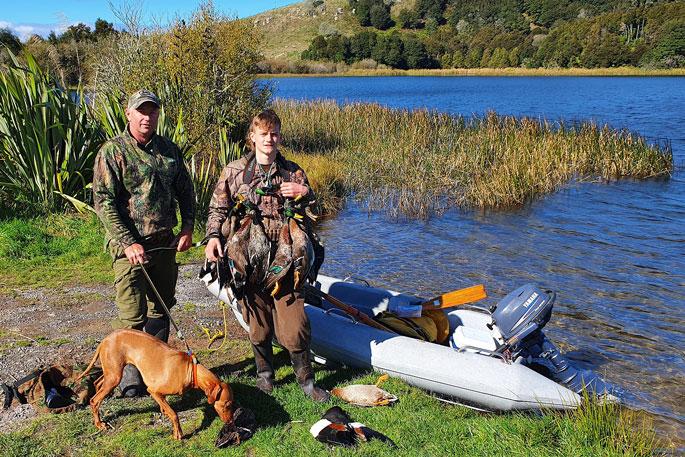 Hunters report opening weekend success