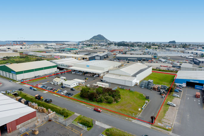 Industrial sales totalling $29M concluded