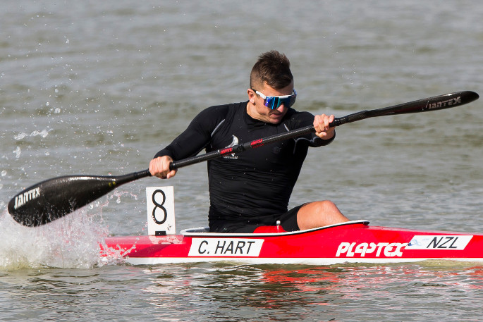Corbin Hart secures Paralympic spot for NZ