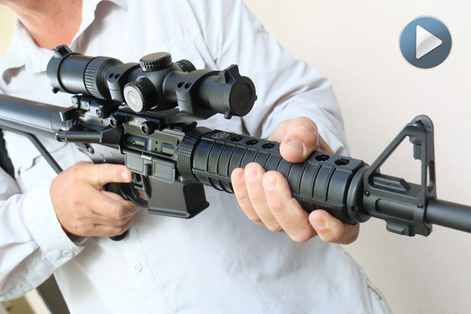 NZ bans military style semi-automatic rifles - The Bay's News First