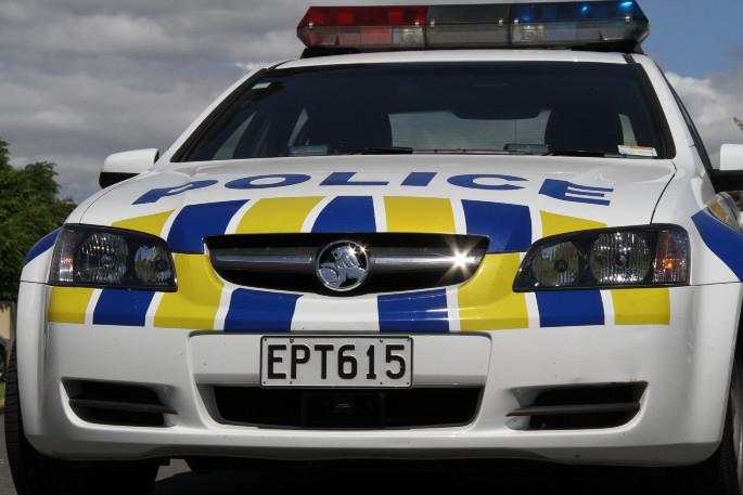 Two vehicle crash in Whakamarama