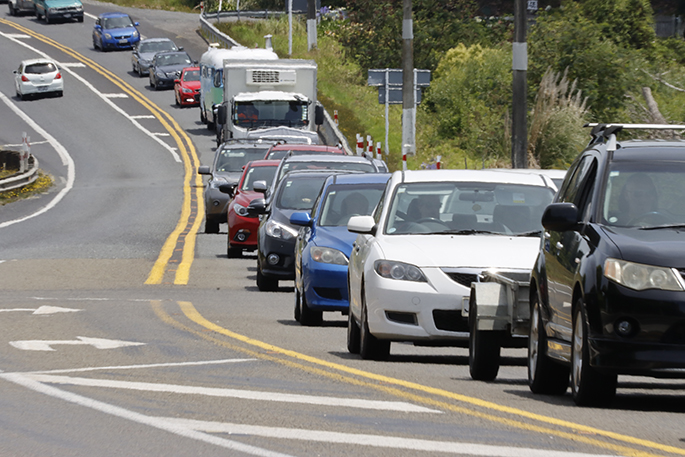 Allow extra time for SH2 journeys