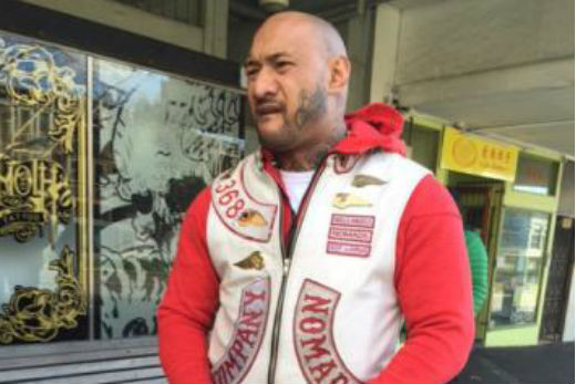 SunLive - Patched Hells Angels member wanted - The Bay's